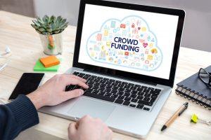 クラウドファンディングのコラムが弥報Onlineで連載されます。